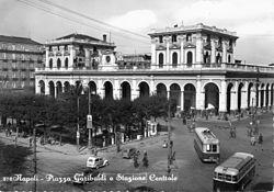 Stazione di piazza garibaldi