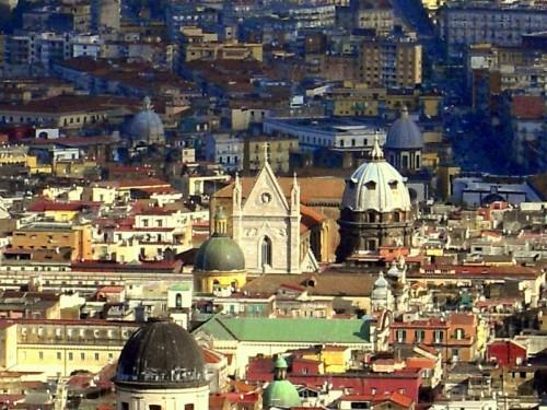 Le cupole di Napoli
