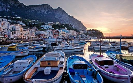 Come Arrivare A Capri Napoli Centro Storico Blog Magazine
